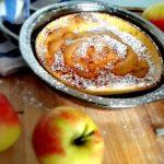Aprikosen Tarte mit Sauerrahm Mousse
