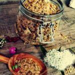 Knusprige Kartoffel-Couscous-Taler